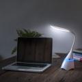 5 v 1 bluetooth reproduktor, lampička, FM radio, handsfree a USB paměťové medium - bílá barva TopTechnology