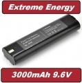 Baterie Makita 6096D, 6095D, 6093D, 6092D, 4093D, 4190D, 4300D, 4390D 9,6V 3000mAh neoriginální