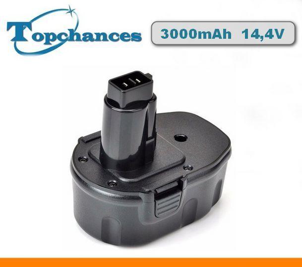 baterie Dewalt DW9091 DE9091 DE9038 DW9094 DC9091 DE9092 3000mAh Ni-Mh 14,4V