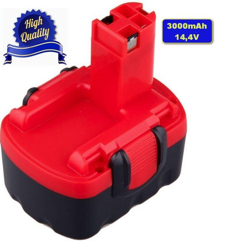3000mAh 14,4V baterie pro AKU Bosch