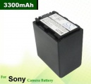 Baterie pro kameru Sony NP-FH30, NP-FH40, NP-FH50, NP-FH60, NP-FH70, NP-FH90, NP-FH100 3300mAh Li