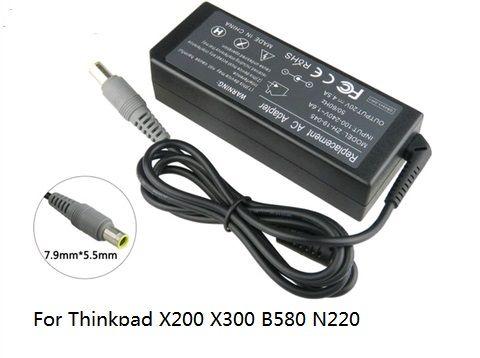 AC adaptér, nabíječka do notebooku IBM Lenovo 20V 4,5A - 7,9x5,5mm 90W + pin uvnitř