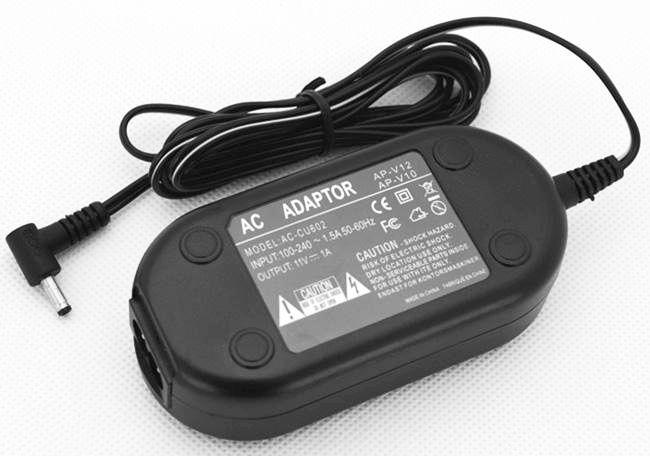AC adaptér, nabíječka, zdroj pro JVC AP-V10, AP-V10ED, AP-V10U, AP-V11, AP-V11U, AP-V12U, AP-V13U