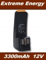 AKU Baterie BP12C pro Festool CCD12, CDD12 Ni-MH 12V 3300mAh neoriginální