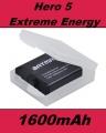 Baterie GoPro Hero 5 AABAT-001, AHDBT-501 1600mAh Li-Ion neoriginální