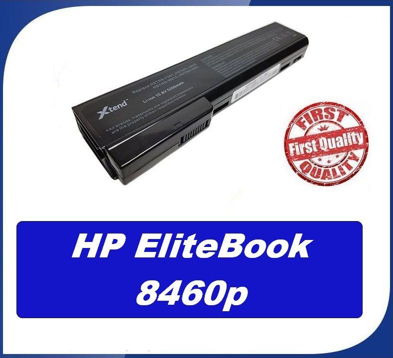Baterie do notebooku HP 8460p, 8470p, 8560p 4400mAh 10,8V Li-Ion neoriginální