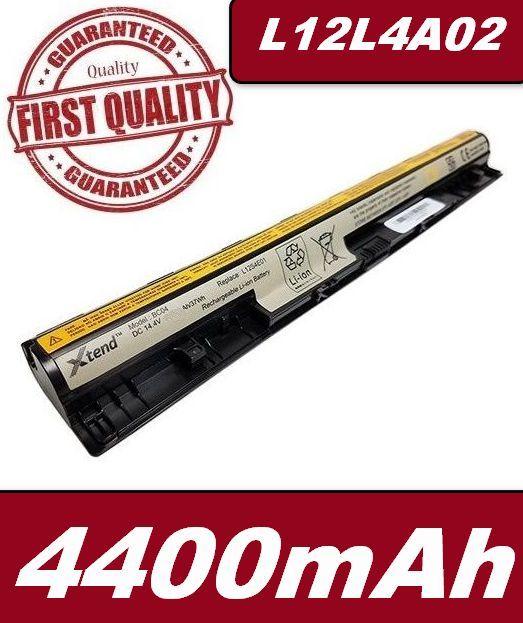 Baterie L12L4A02 pro Lenovo G410s, G500, G500s, Z710 4400mAh Li-Ion 14,8V neoriginální