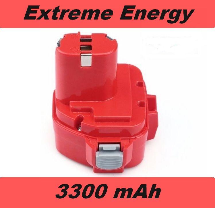 3300mAh baterie pro AKU Makita 1050D 12V