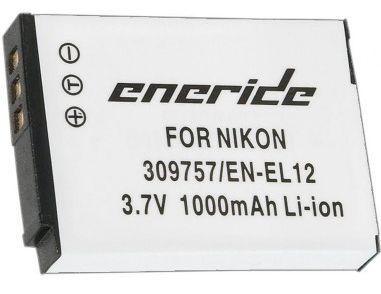 Baterie Nikon EN-EL12 1000mAh neoriginální