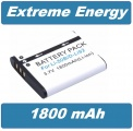 Baterie Olympus Li-50B, Pentax D-Li92, Ricoh DB-100 1800mAh Li-Ion 3,7V neoriginální