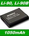 Baterie Olympus LI-90B, LI-92B 1050mAh 3.7V neoriginální