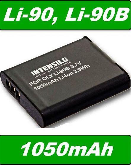 Baterie Olympus LI-90B, LI-92B - 1050 mAh