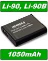 Baterie Olympus LI-90B, LI-92B 1050mAh Li-Ion neoriginální