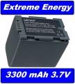 Baterie Panasonic CGR-D220, CGR-D320, Hitachi DZ-BP14, DZ-BP16 3300mAh neoriginální