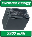 Baterie Panasonic CGR-D320, CGR-D220 3300mAh