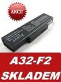 Baterie pro Asus F2, F3000, F3, F7, M51, X53, X56, Z53, Z94 4400mAh Li-Ion 11,1V neoriginální