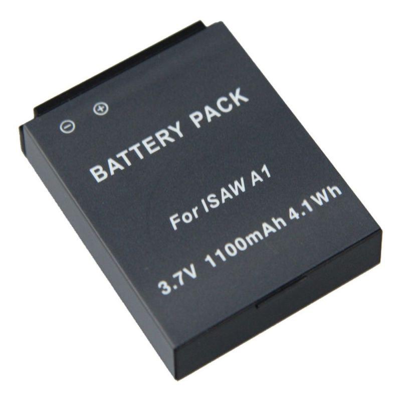 Baterie pro sportovní kameru Actionpro X7, ISAW Advance, ISAW Extreme, ISAW A1, ISAW A2, ISAW A3 1100mAh