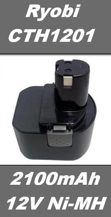 AKU Baterie 1400652 Ryobi CTH1201, CTH1202 12V 2100mAh Ni-MH neoriginální