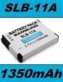 Baterie SLB-11A, SLB-10A do fotoaparátu Samsung 1350mAh neoriginální