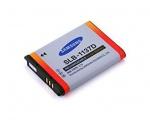 Baterie SLB-1137D, SLB1137D do fotoaparátu Samsung 650mAh Li-Ion neoriginální