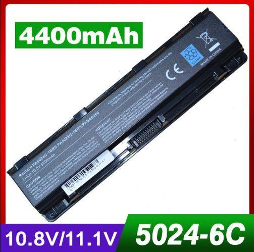 Baterie Toshiba Satellite C50, C800, C850, L800, L850, M800, P800 4400mAh