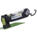LED svítilna WORK pro práci, do stanu, do garáže - dobíjecí
