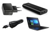 Nabíječka baterie JVC BN-VG107, BN-VG114, BN-VG121, BN-VG138 USB flexibilní, neoriginální TopTechnology