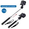Selfie tyč pro sportovní kameru