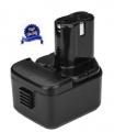 Baterie Hitachi EB1214S, EB1220BL, EB1220HL, EB1230HL, EB1230R, 12V 2000mAh Ni-MH neoriginální