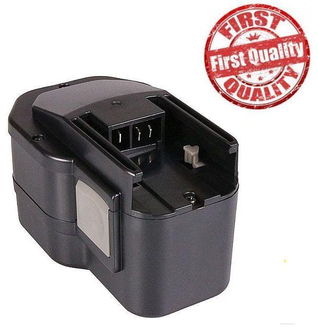 Baterie AEG BDSE12T, BEST12BBPB, BEST12X, BS2E12T, SB2E12, WBE2E12, 12V 3300mAh Ni-Mh