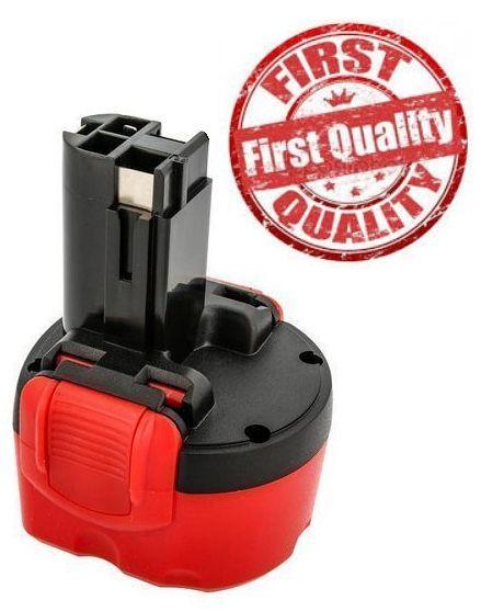 Baterie pro Bosch 32609, GDR 9.6 V, 23609, GSR 9.6 NW, 32609-RT, PSR 960, 9,6V 3300mAh Ni-MH